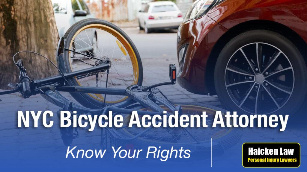 Bike Crash Lawyer in New York