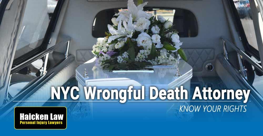NYC Wrongful Death Lawyer